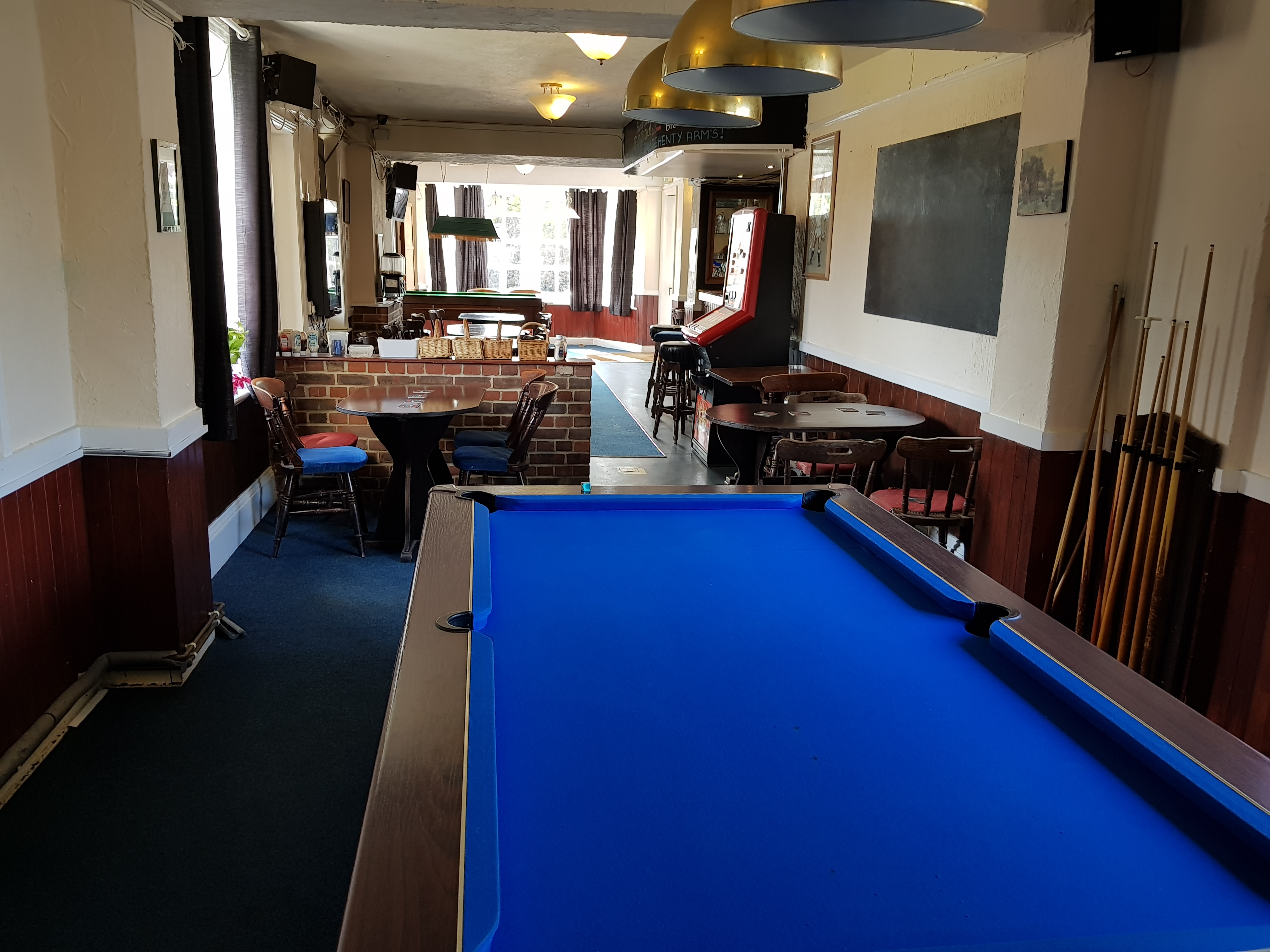 Another Pool Table