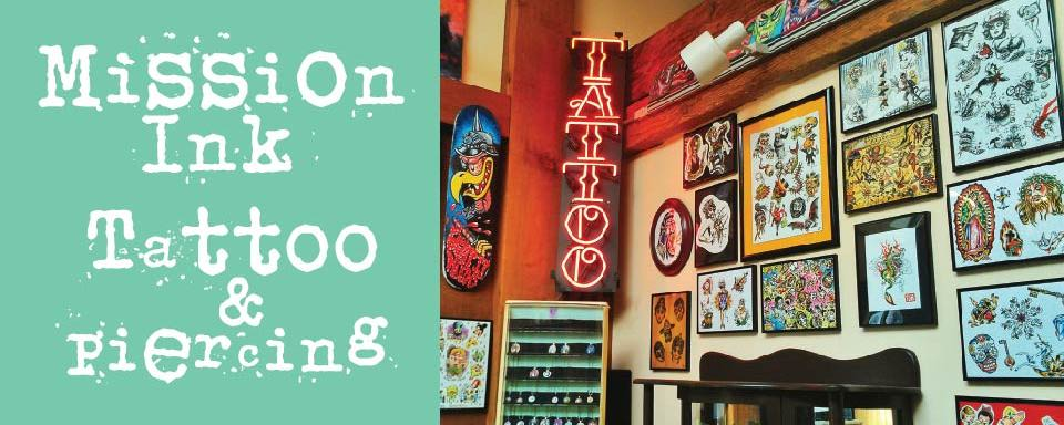 Mission Ink Tattoo & Piercing