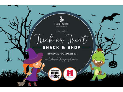 Halloween Event by New Orleans Moms Blog