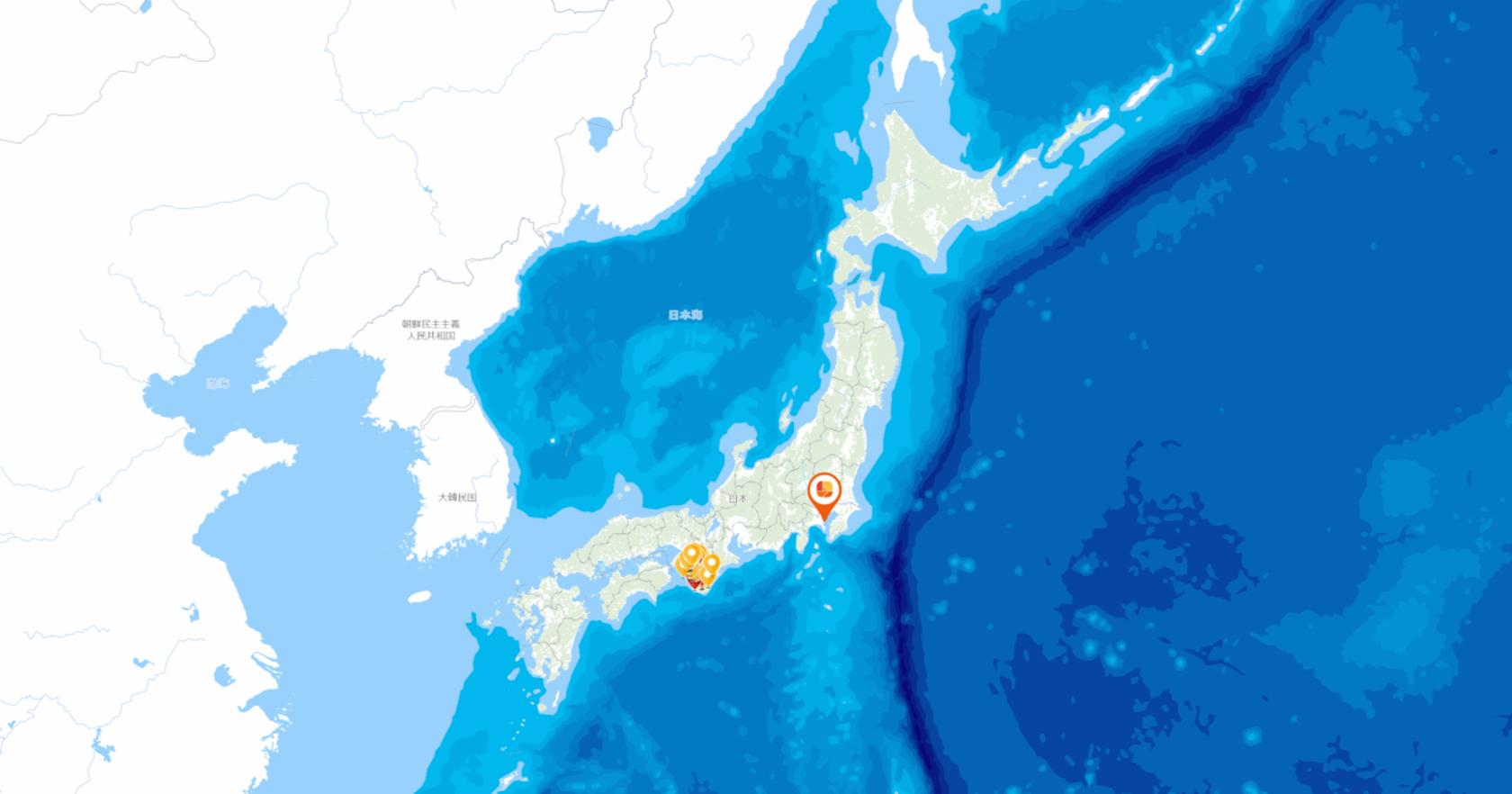 Geolonia Maps