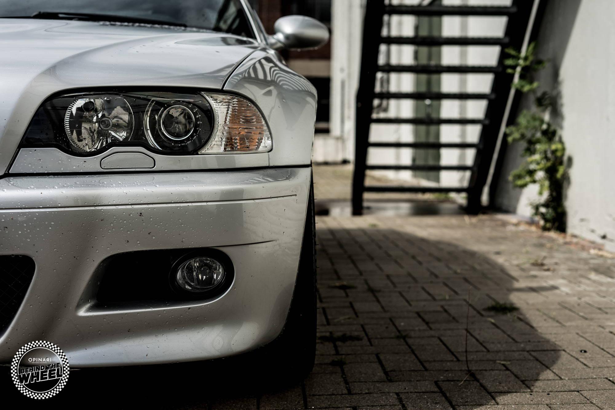 BMW M3 E46 headlights