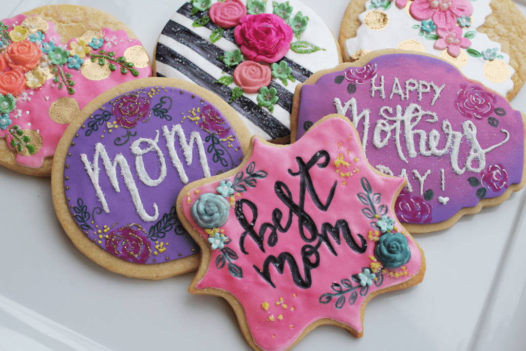 Mother's Day specialty cookies. Order today from House of Clarendon in Lancaster, PA