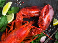 GRILLED LOBSTERS image