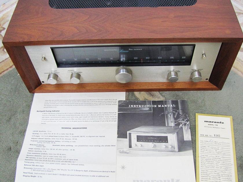 Marantz  10B Model 10B Fm Stereo Tuner