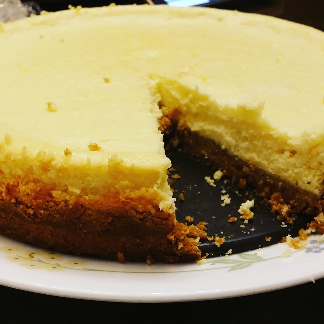 Easy Cheese Cake my family favourite