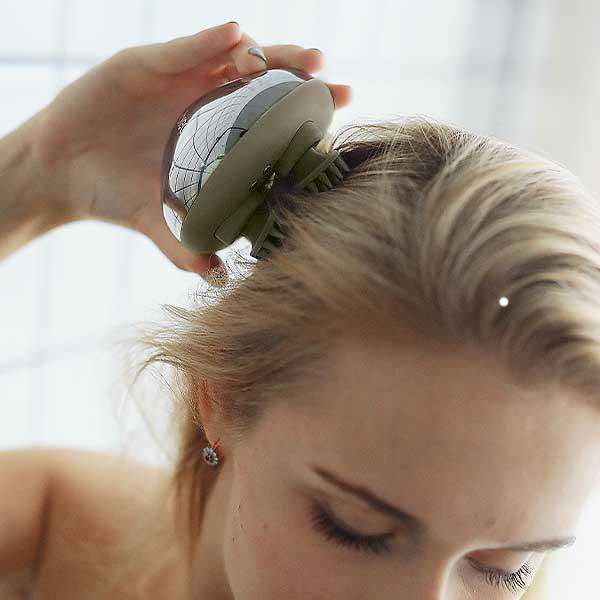 Using Breo Scalp Mini