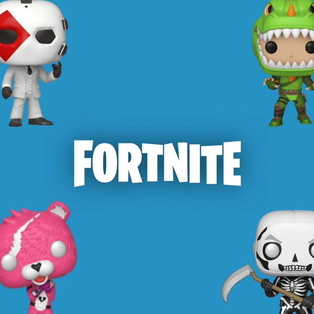 Bill, Bobble head, bobble-heads, funko, under-1000, Video games, 1000-3000, action-figure, Cuddle Team Leader, Fortnite, Video Games, Below 1000