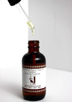 Argan Oil with dropper