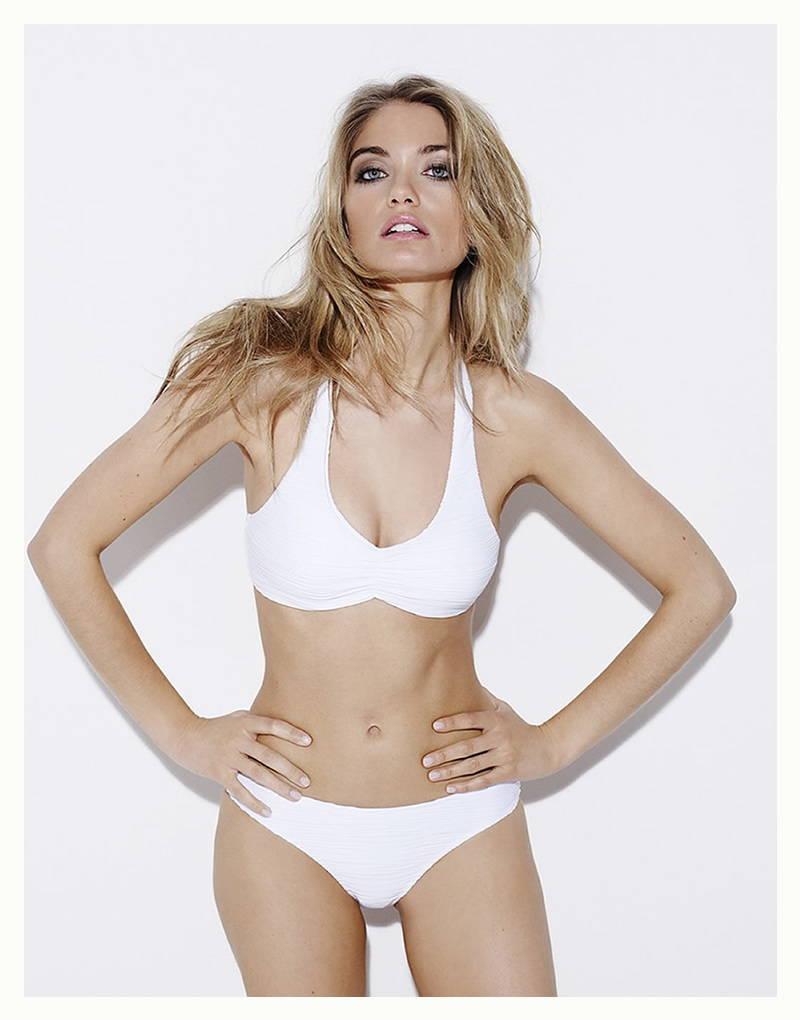 Varley Lucy White Bikini