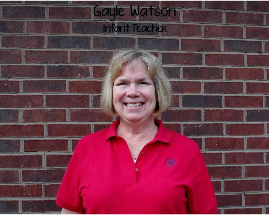 Mrs. Gayle Watson , Infant Teacher