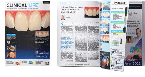 Clinical Life Magazine: Winter 2020 Digital Edition