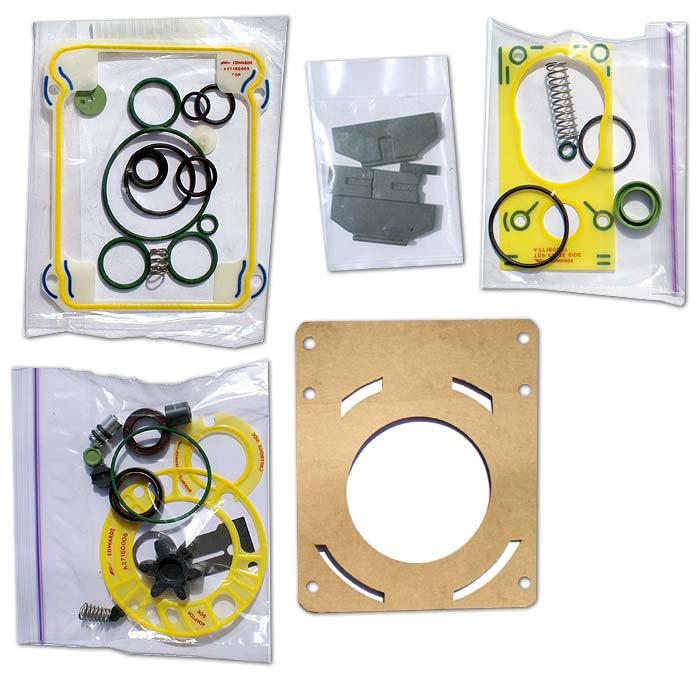 Edwards Spare Kits