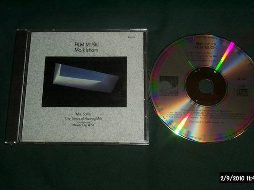 Mark isham - Film Music windham hill germany cd