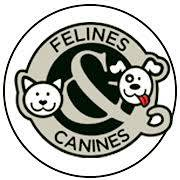 Felines and Canines logo