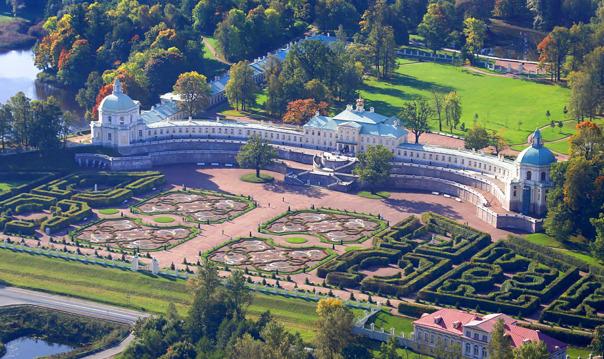 Ораниенбаум с посещением Большого Меншиковского Дворца