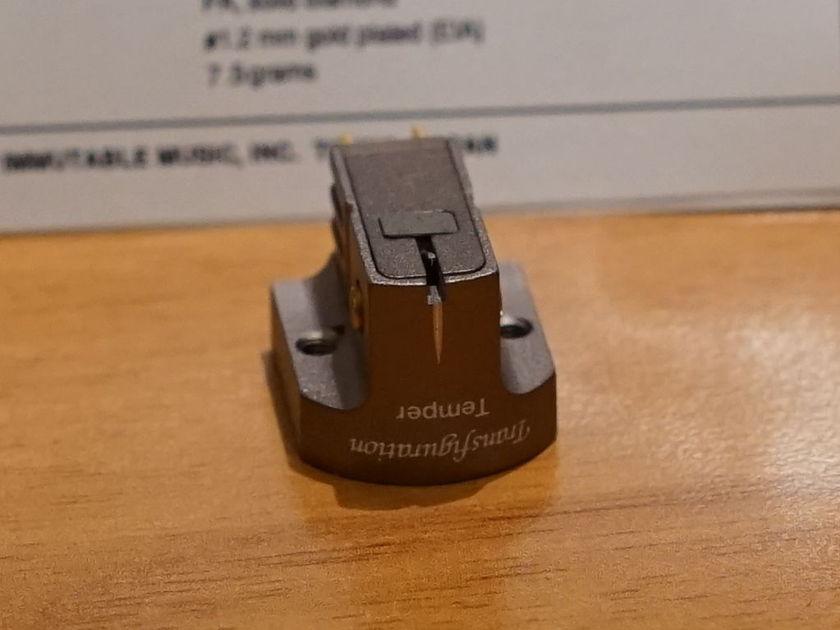 Transfiguration Audio Transfiguration Temper Low Output MC Cartridge