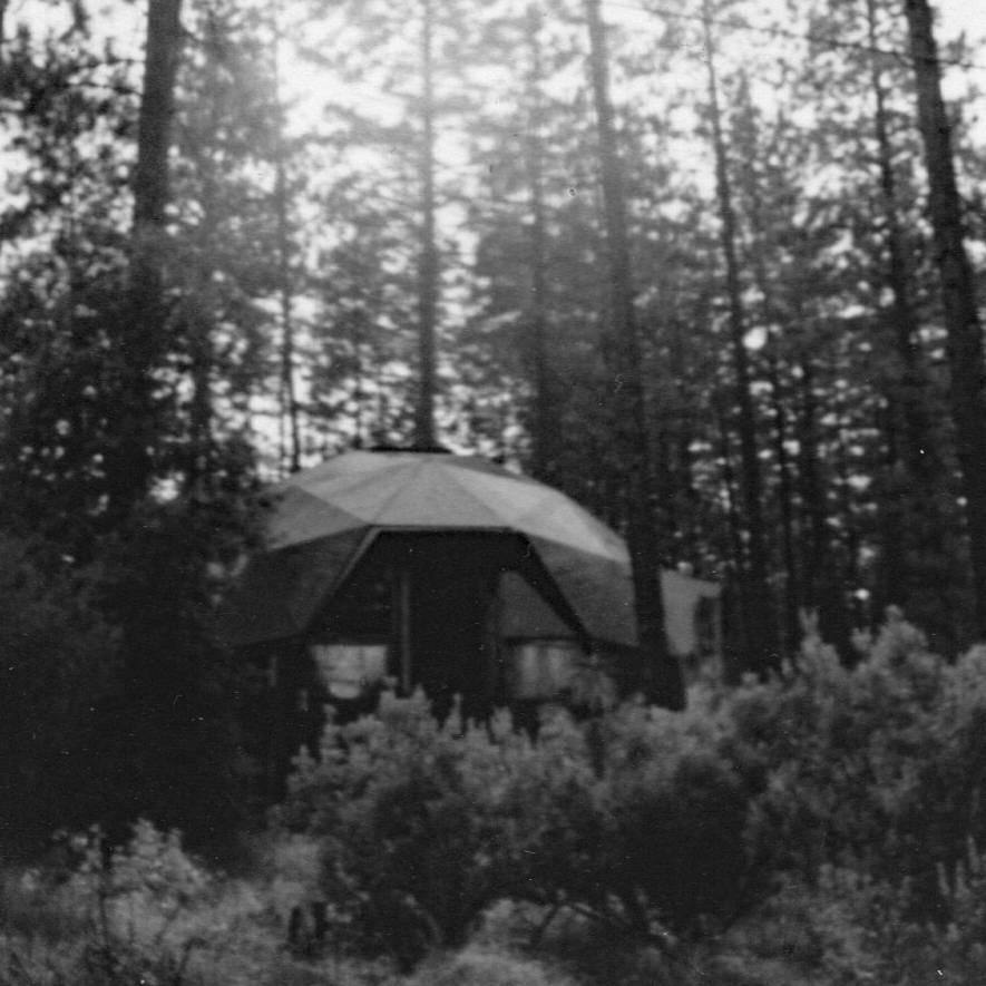 dome house in yosemite