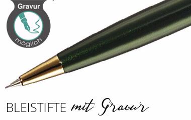 Bleistifte mit Gravur