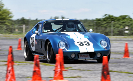 Track Club USA Autocross at Devens - Oct 15