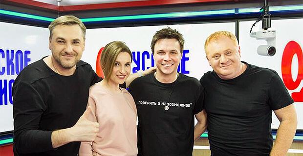 Ярослав Жалнин побывал в гостях у «Русских Перцев» - Новости радио OnAir.ru