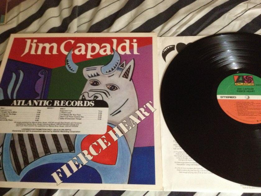 Jim Capaldi(Traffic) - Fierce Heart LP NM
