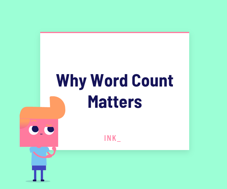 Why word count matters