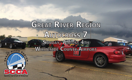 Great River Region Autocross Event #7