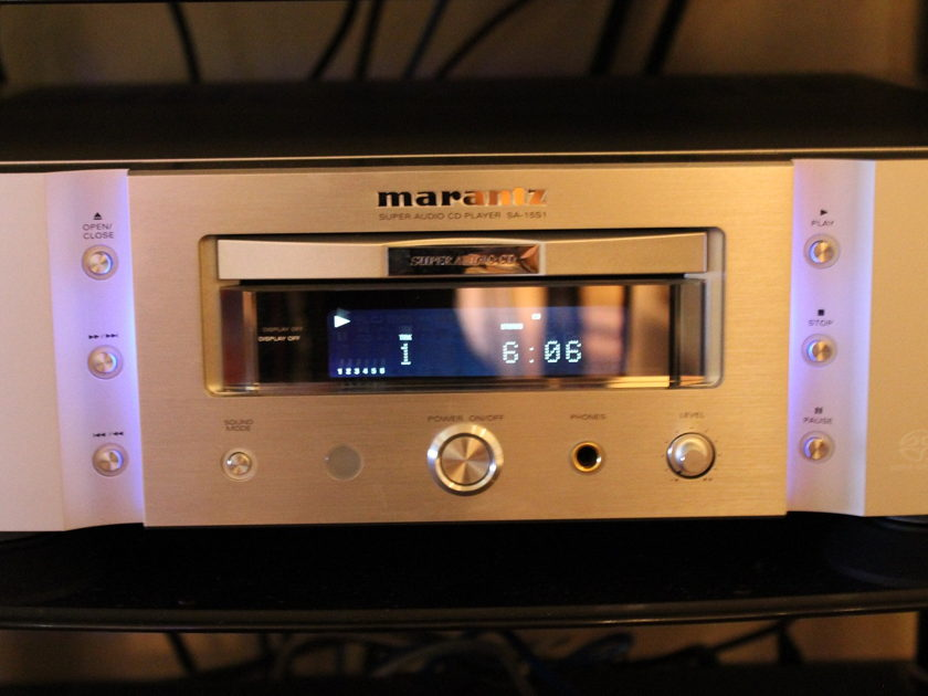 Marantz SA-15-S1 SACD/CD Player