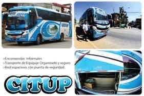 CITUP *Transport Cooperativa States Peninsulares*