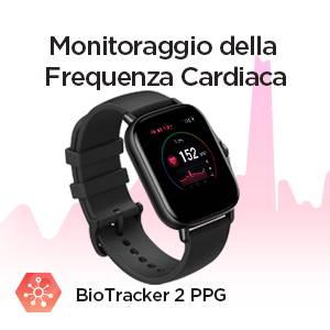 Amazfit GTS 2 -  Monitoraggio della Frequenza Cardiaca Tutto il Giorno