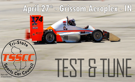 TSSCC 2019 Test & Tune at Grissom