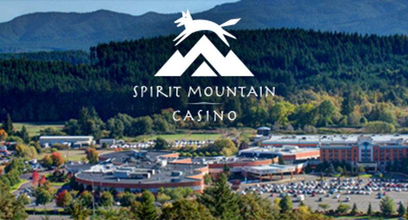 Comedy at spirit mountain casino ball games for 2 year olds