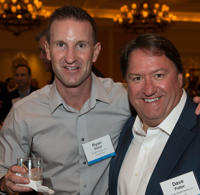 Ryan Sabol and Dave Potter were among the consumers of the RIA-IBD-tailored program.