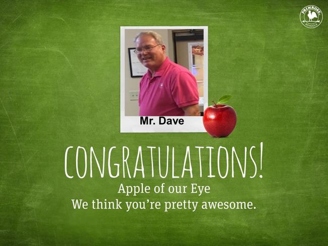 Mr. Dave