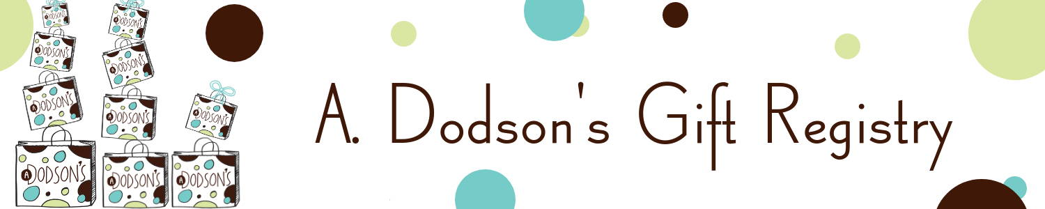 A. Dodson's Gift Registry