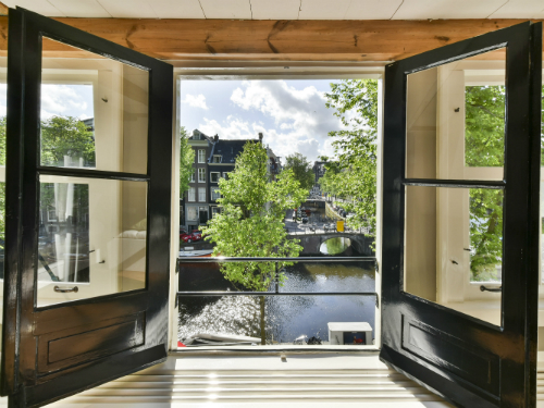 Amsterdam: Residential property prices rose by approx. 14 percent