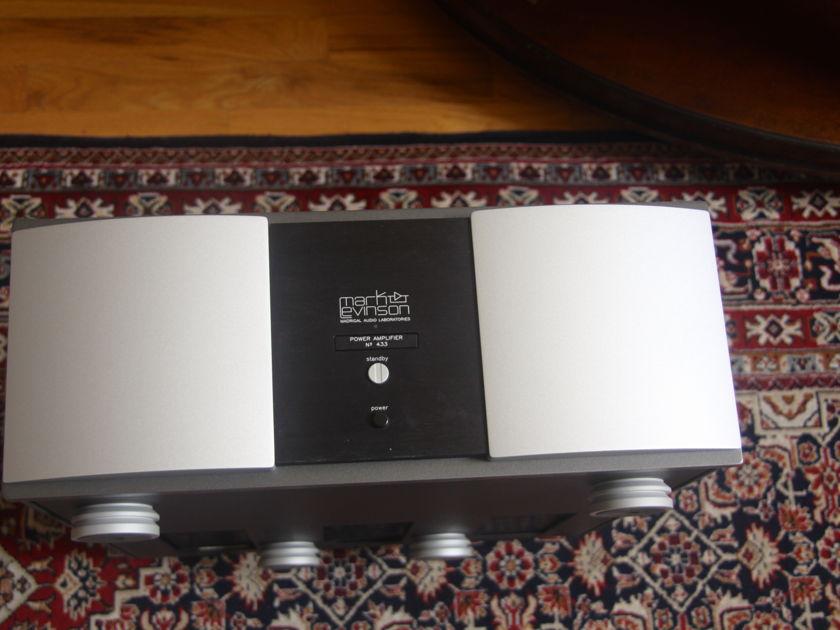 Mark Levinson 433 200w x 3 amp excellent OBM