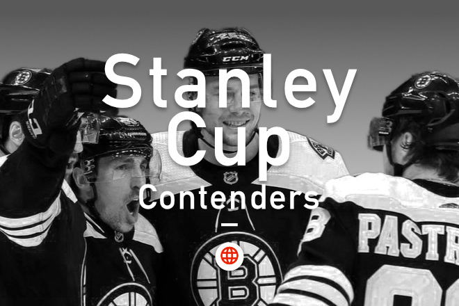 Are The Bruins Stanley Cup Contenders?
