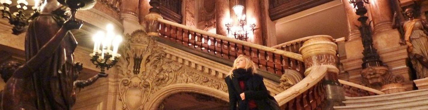 Экскурсия в Гранд Опера.