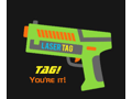 3rd Grade Only: (Laser) Tag! You're IT!