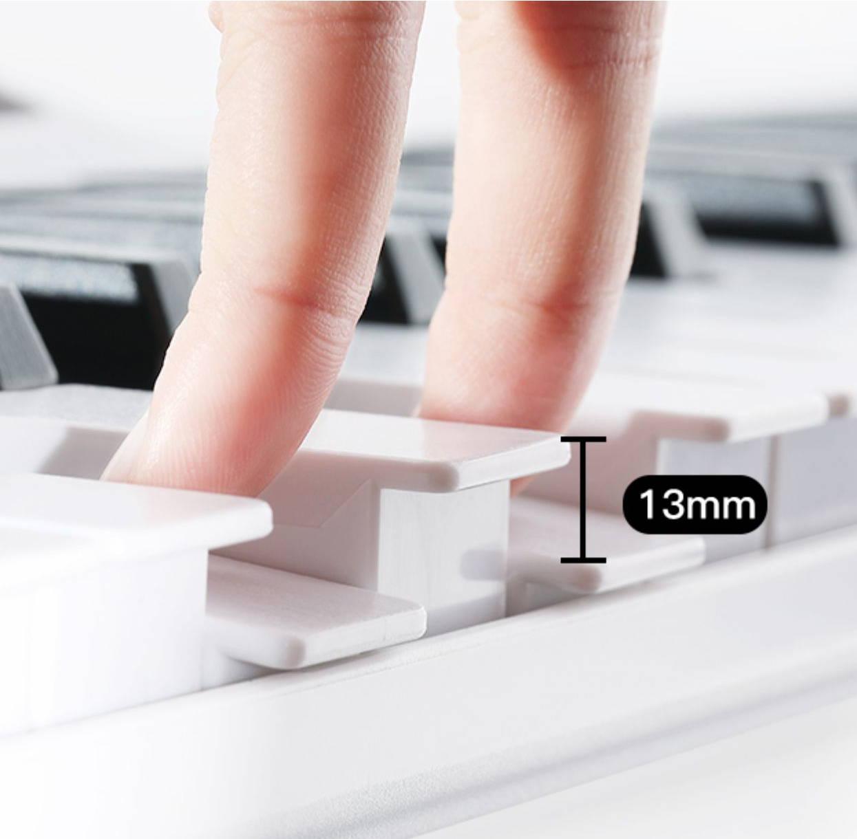 88 key keyboard for beginners, keyboard with weighted keys for beginner,  best keyboard piano for beginners
