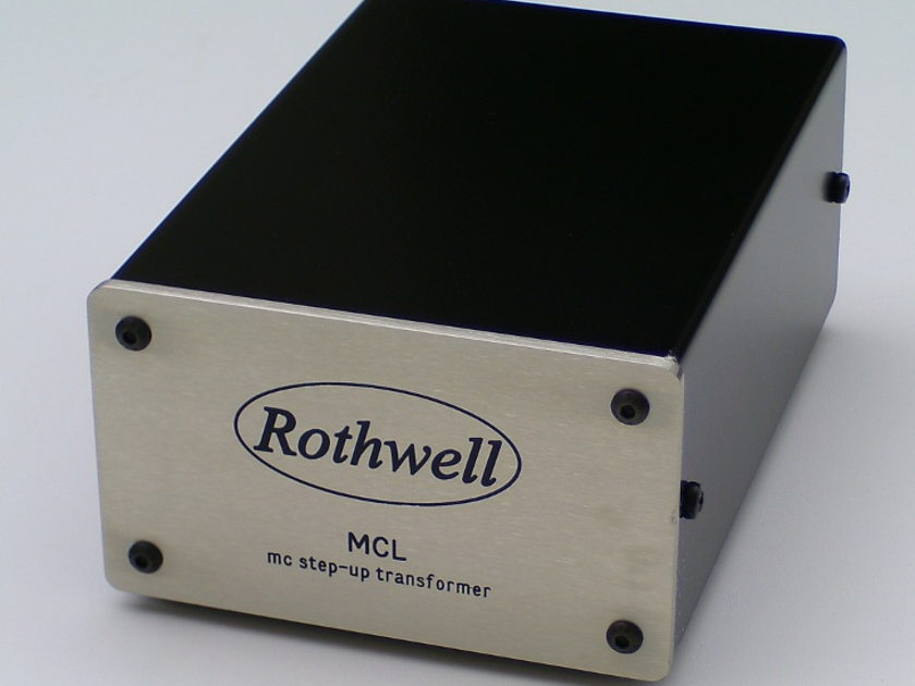 Rothwell MCL Moving Coil Transformer New In Box