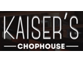 Personalized Dinner for Six at Kaiser's Chophouse