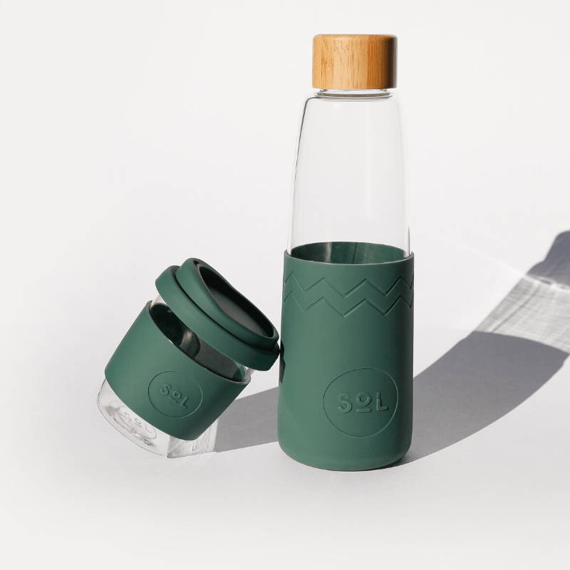 Sol Cup and bottle