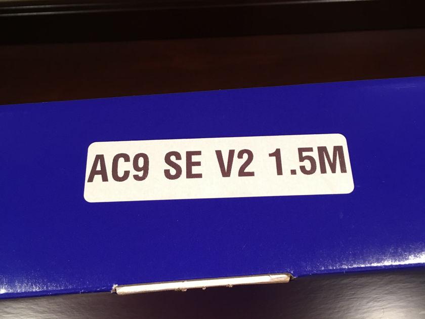 Pangea Audio AC 9SE MKII power cable 1.5m