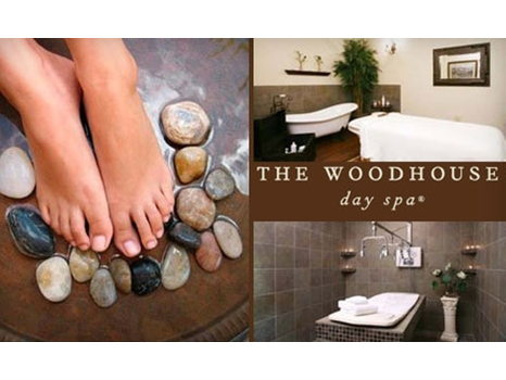 50 Minute Organic Discovery Facial at The Woodhouse Day Spa including Bliss Skin Care and Beauty Products plus a Wooden Handle Loofa Body Brush!