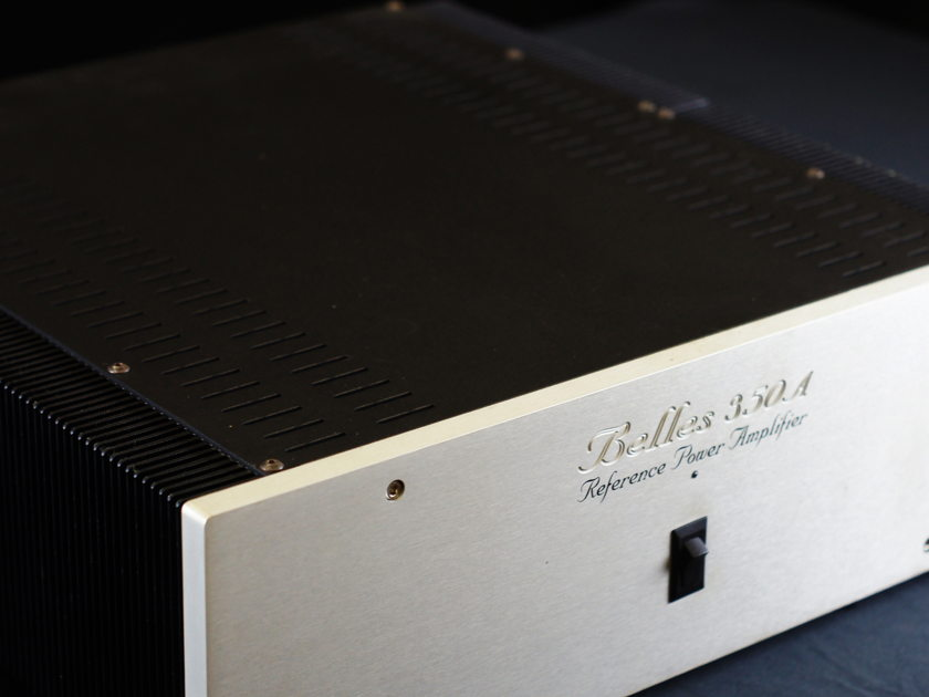 Belles 350a Reference Stereo Amplifier
