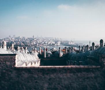 Город двух континентов