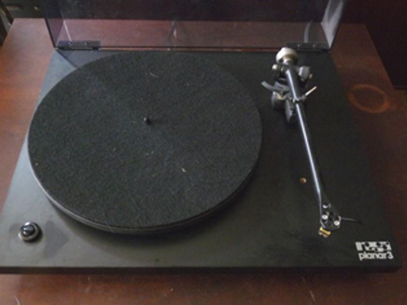 Rega Planar 3 turntable / RB300 arm