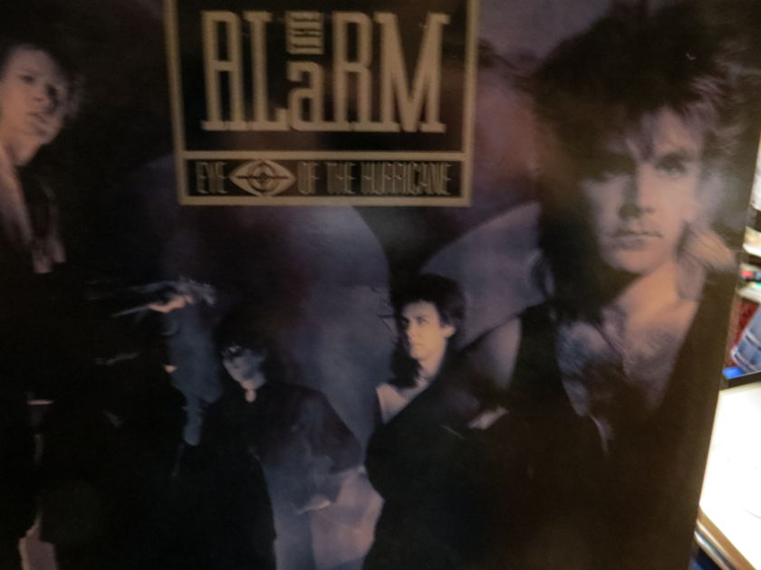 THE ALARM - EYE OF THE HURRICAN